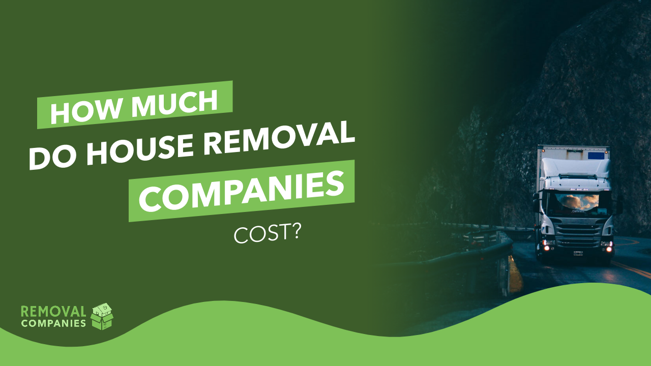 House removal cost