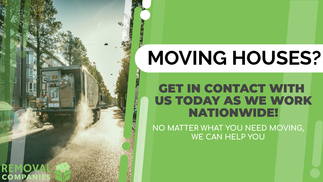 Moving House companies